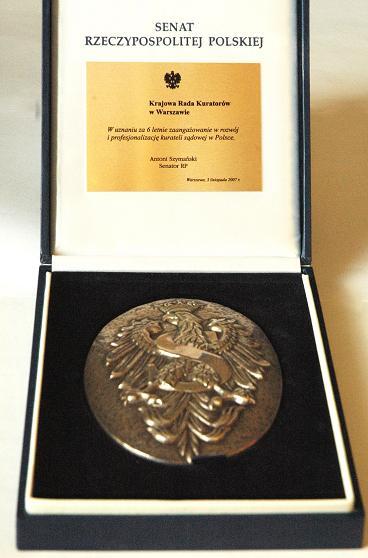 Medal Senatu RP