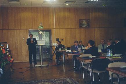 Wystąpienie Przewodniczącego KRK Andrzeja Martuszewicza