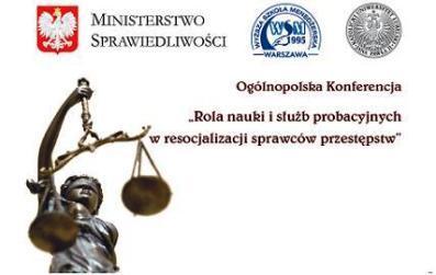"""2011.05.11- 12 Konferencja """"Rola nauki isłużb probacyjnych …"""""""