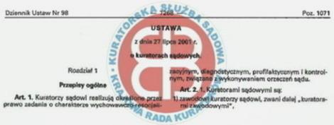 Logo KRK ifotokopia ustawy