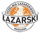 Logo Uczelni Łazarskiego wWarszawie