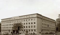 Budynek Sądu Okręgowego wPoznaniu przy Al.Marcinkowskiego 32