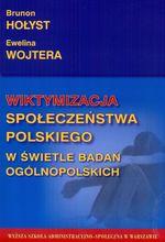 Okładka publikacji E.Wojtery iB.Hołysta.