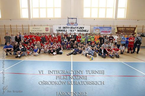 VI Ogólnopolski Turniej Ośrodków Kuratorskich.