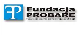 Logo Fundacji Probare